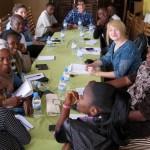 Journalistes rwando-congolais et ULPGL-médias en atelier à Gisenyi