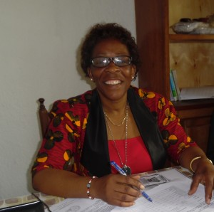 Prof. Dr. Muteho Kasongo Coordinator of the ULPGL Ethical Committee
