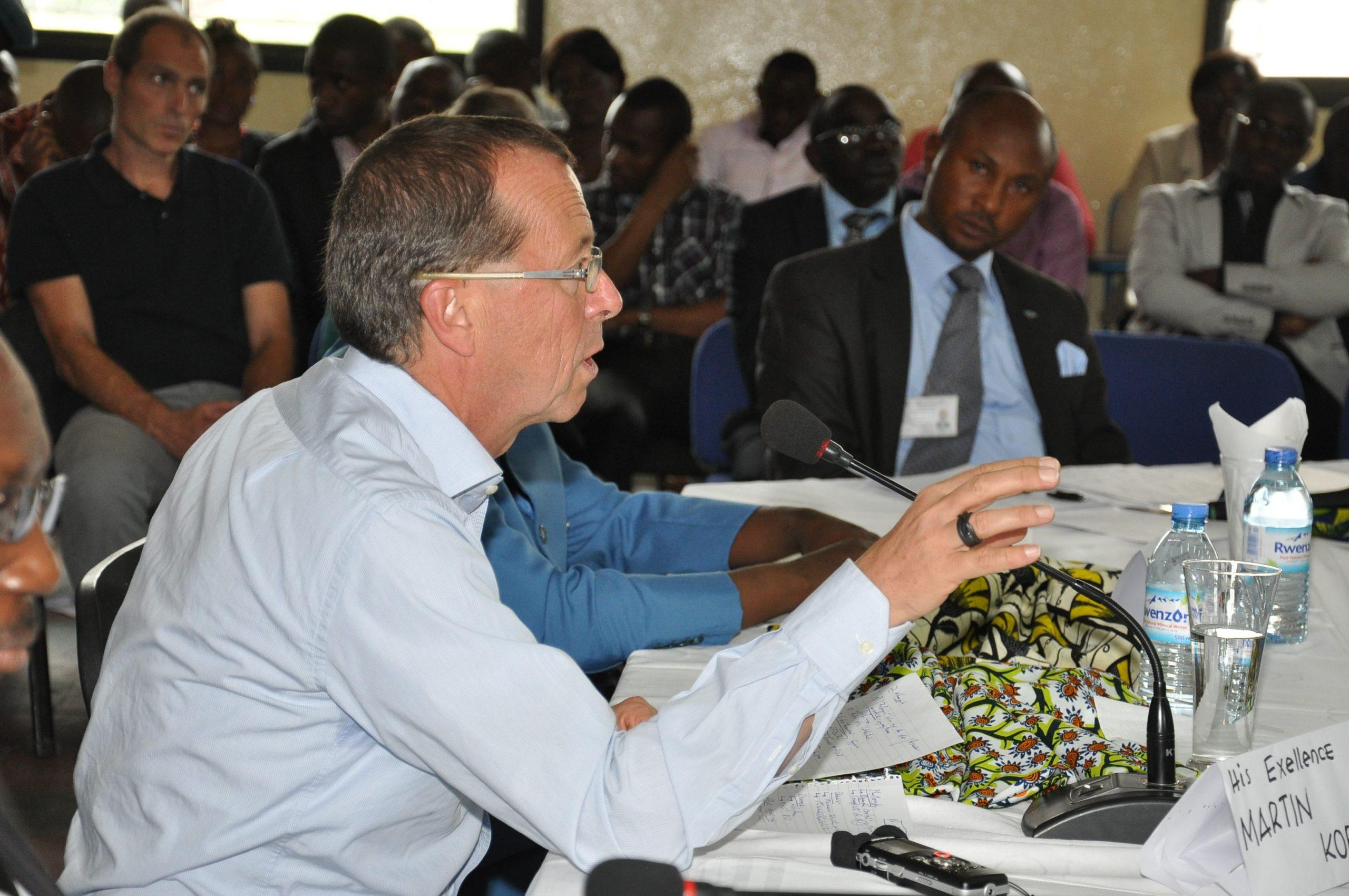 Ouverture du Master et du doctorat en Santé et développement communautaires à l'ULPGL-Goma