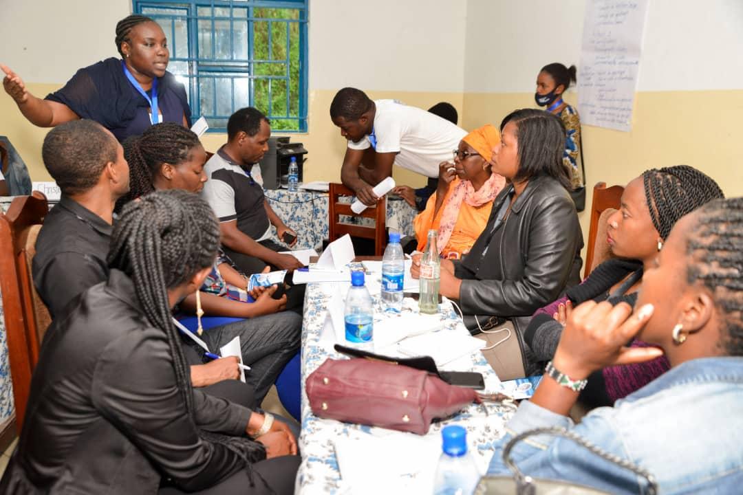 Atelier de Cocréation d'un business modèle d'incubation pour les entreprises dans les milieux Universitaires